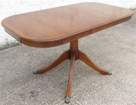 Small Mahogany Extending Dining Table To Seat Six By Small Mahogany Dining Table