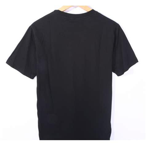 tshirt bl black tshirt black plain clipart best