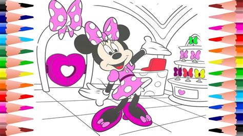 Nmod Ys Kid Jaket Mouse coloring disney minnie mouse coloring book painting minnie mouse club house coloring pages for