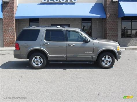 2002 Ford Explorer Xlt by 2002 Mineral Grey Metallic Ford Explorer Xlt 33189213