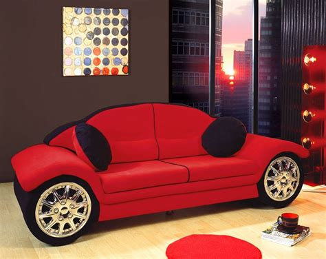 ford bar stools canadian tire so cool a race car sofa for a cave sure to and