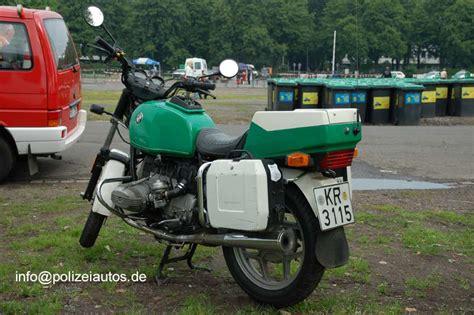 Motorrad Anmelden Nrw by Polizeiautos De Bmw R 65