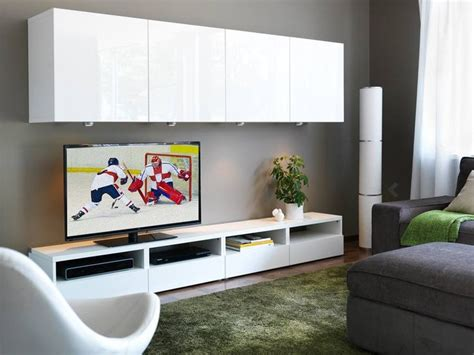 Hide The Clutter In A Smart Ikea Media Storage So You Can Ikea Living Room Storage Ideas