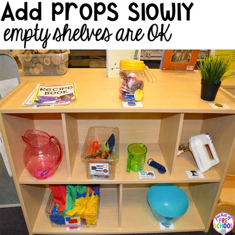 How to Set up the Dramatic Play Center in an Early