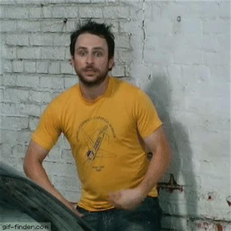 charlie day up charlie day thumbs up gif finder find and share