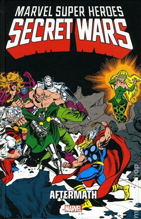 libro marvel super heroes secret marvel super heroes secret wars battleworld hc slipcase box set 2015 set 1 graphic novel