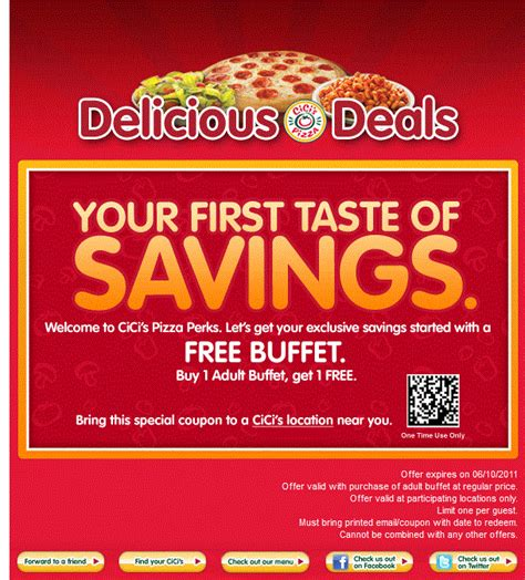 phyllis s blog cici s pizza coupons free buffet