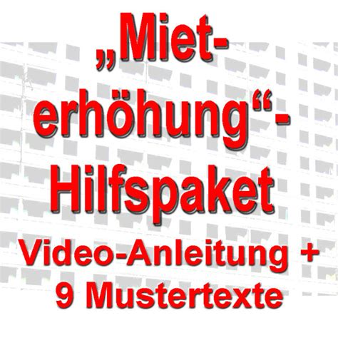 Musterbrief Widerspruch Preiserhöhung Mieterh 246 Hung Pictures To Pin On