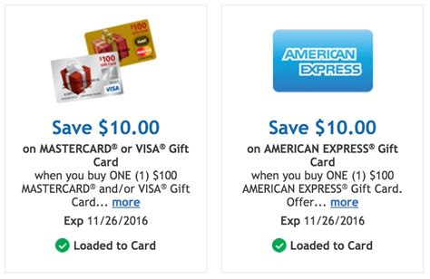 Limited Gift Card At Express - gift card deals at kroger and staples points with a crew