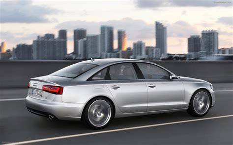 Audi A6 2011 by Audi A6 2011 Widescreen Car Wallpaper 03 Of 10