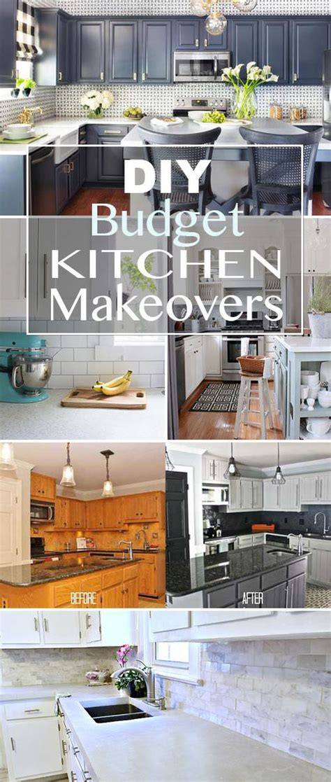 budget kitchen makeovers diy budget kitchen makeovers one project at a time the