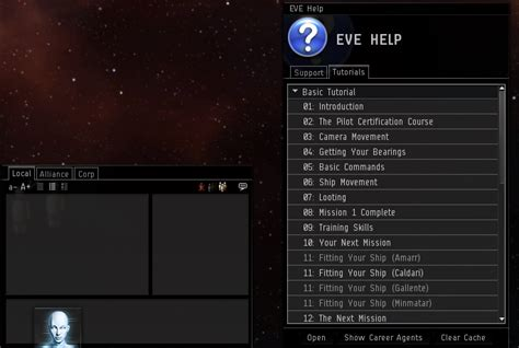 eve online tutorial agents dev blog upcoming tutorial revisions eve