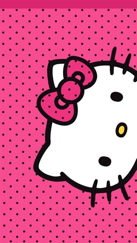 wallpaper ruangan hello kitty iphone hello kitty wallpapers group 56