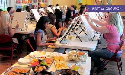 paint nite groupon columbus things to do in columbus deals in columbus oh groupon
