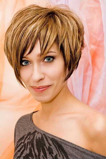 short hair cut style vith high lite amazing short hairstyles on pinterest short hairstyles