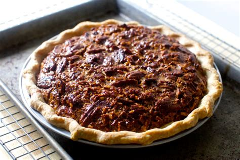 smitten kitchen pecan pie