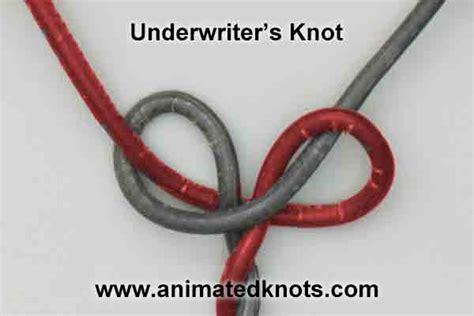 Underwriters Knot Diagram