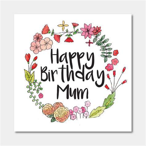 happy birthday mom card gangcraft net