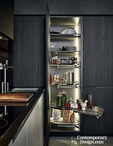 Modern Pantries by Modern Pantry Designs