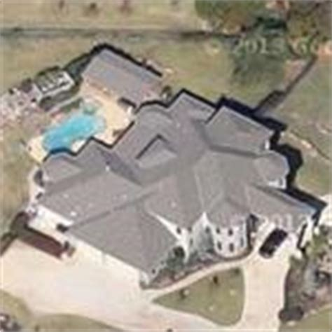 russell westbrook house oklahoma satellite maps images aerial views photography virtual globetrotting