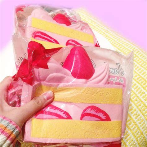 Abest Cotton Pink Slice Cake Squishy 459 best stuffed animals squishies images on