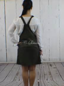 Trends The Pinafore Dress by Pinafore Dress Finally Joined The Trend Sewing