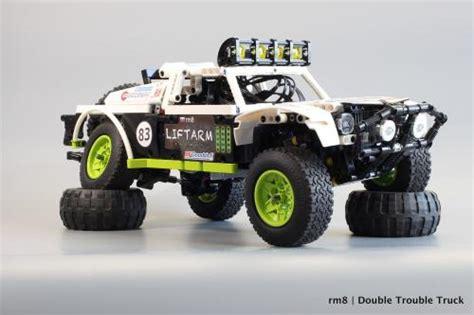 baja trophy truck lego moc 4874 baja trophy truck trouble technic