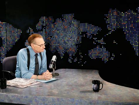 To Be Interviewed By Larry King by Freedom Magazine Scientology Facts Cooper Cnn