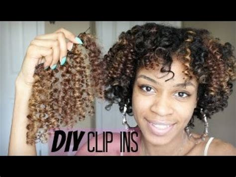 hair extensions on short hair to create period hairstyles how to make diy curly clip in hair extensions for natural
