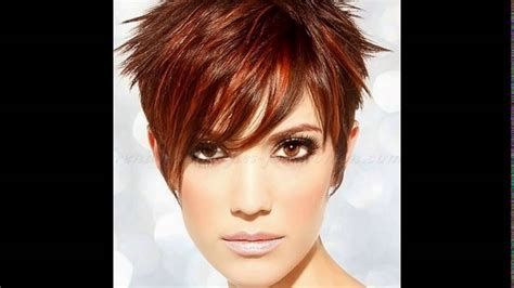 cortes de cabello corto dama corte de cabello corto mujer youtube
