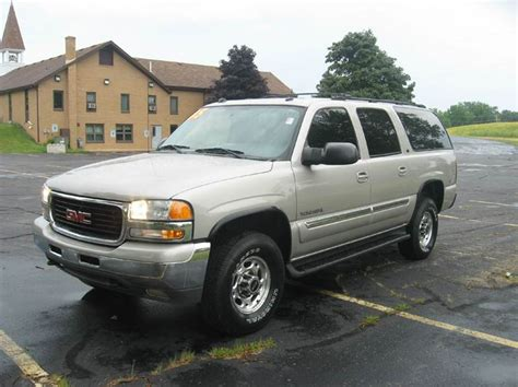 yukon xl yukon xl 2500 service repair workshop manuals 2005 gmc yukon xl 2500 slt 4wd 4dr suv in union grove wi the car truck store