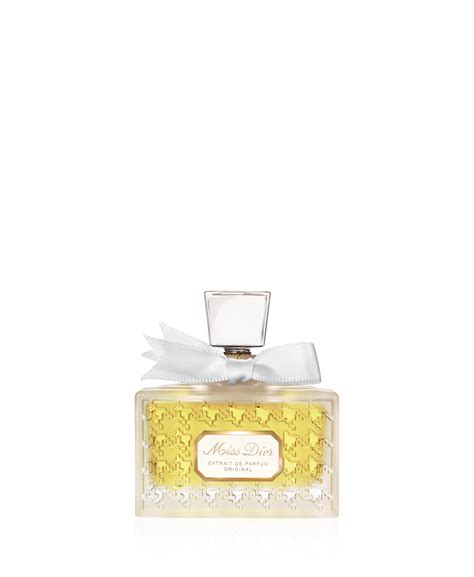 miss original extrait de parfum by christian