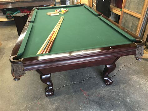 6 pool table for sale pool tables for sale in colorado used pool tables for
