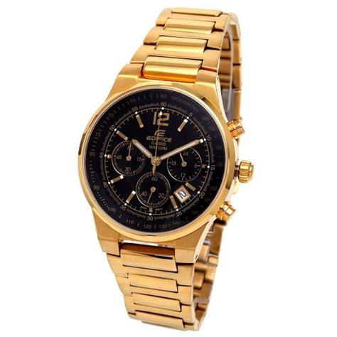 gold watches casio men s efr508g 1avdf edifice gold
