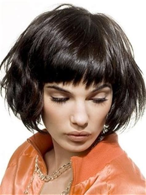 deconstructed bob haircut with bangs 100 best spring short images on pinterest short bobs