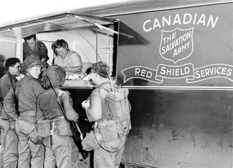 Lost In Time The Salvation salvation army canada articles at the battlefront