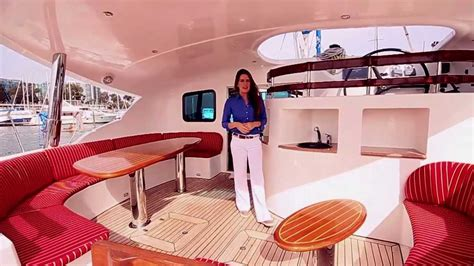 sailing catamaran under 30 feet coco puff 50 ft catamaran for sale youtube