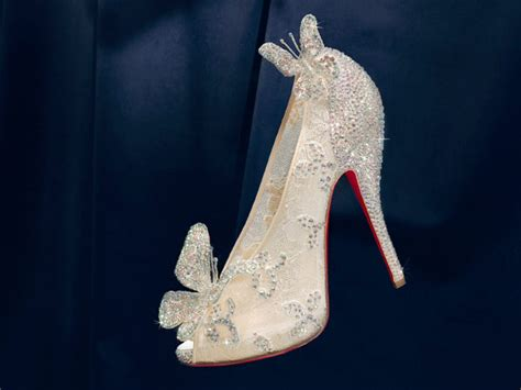 christian louboutin teams up with disney to create the