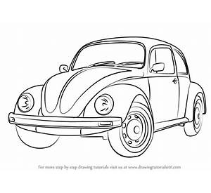 Volkswagen Coloring Pages Free