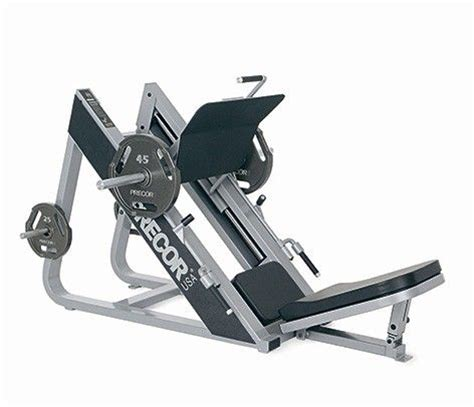 Incline Leg Press Sled Weight by Strength Equipment Icarian Angled Leg Press 601