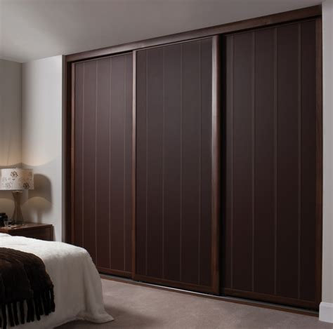 Wardrobe Door by Fixed Wardrobe With Sliding Doors Hpd436 Sliding Door