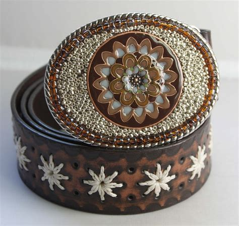 Handmade Buckles - 1000 images about handmade belts on beaded