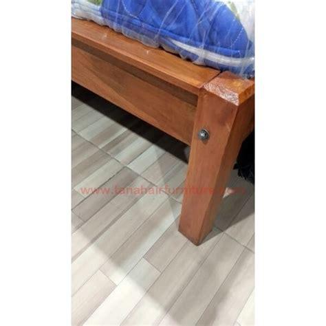 Ranjang Kasur Kayu ranjang kasur kayu jati