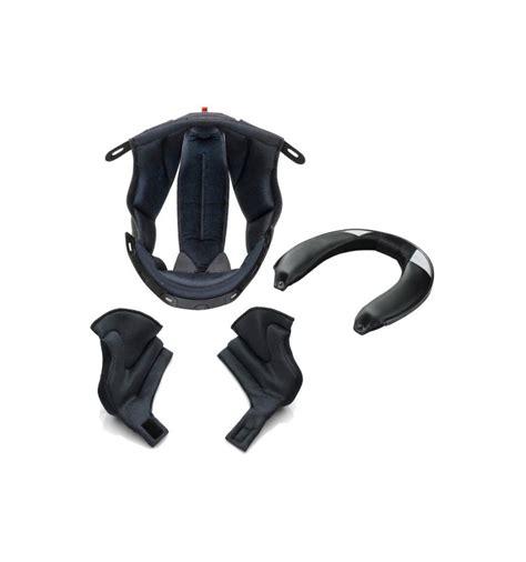 interno casco interno ricambio completo schuberth per casco c3 pro
