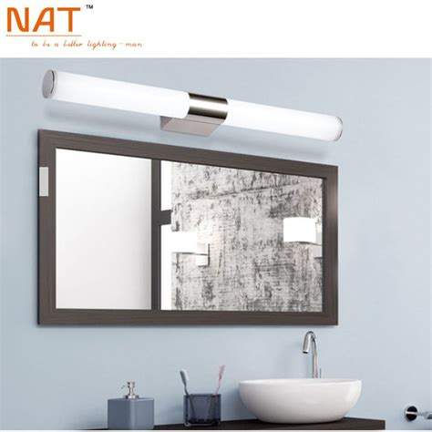 cheap bathroom mirrors with lights 38 best acrylic led bathroom mirror light images on