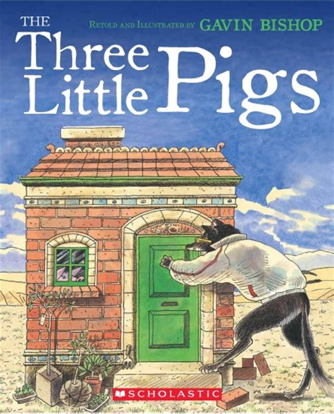 the store three pigs book