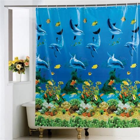 kids ocean shower curtain where to buy kids shower curtains shower curtains shower