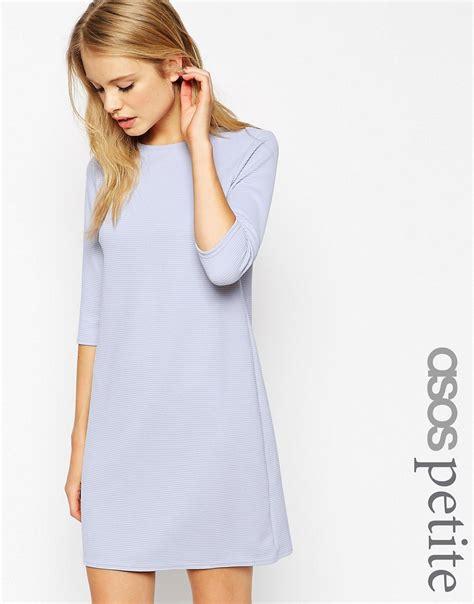 Dress Simply Jumbo asos asos shift dress in jumbo rib with 3