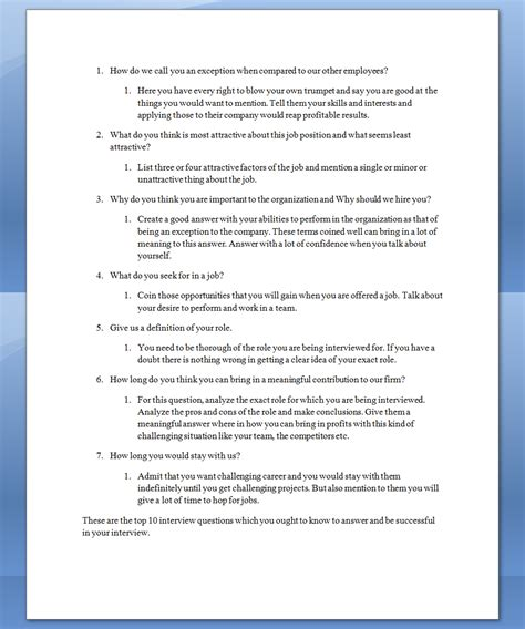 competency based interview questions answers jobtestprep