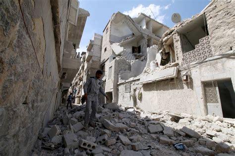 Syria Della 2 assad s new aleppo offensive business insider